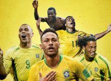 Бразилия терма жамоаси жаҳон чемпионатларида рекорд ўрнатди