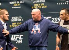 Нурмагомедов: Фергюсонга қарши жанг UFC тарихида қолади