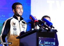 Shakhram Giyasov: Our intentions have come true