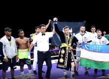 Photos from Ergashev vs Jengo card