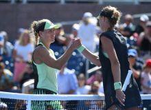 US Open Анжелик Кербер учун эрта якунланди