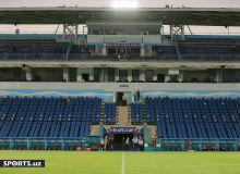 """ФИФА вакиллари """"Насаф"""" футбол клубига ташриф буюрди (фото)"""