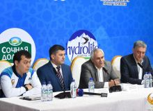 Перед стартом чемпионата Азии состоялась пресс-конференция