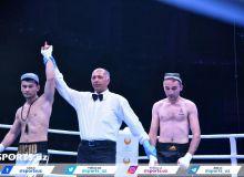 Жамшид Нажмиддинов биринчи раундда нокаут қайд этди