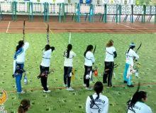 Лучники Узбекистана принимают участие в турнире в Казахстане