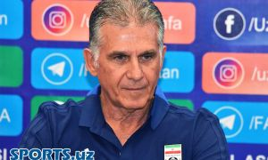 Carlos Queiroz reveals he hasn't sign contract extension yet