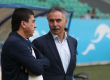 FC Bunyodkor play a 1-1 draw with FC Bukhara