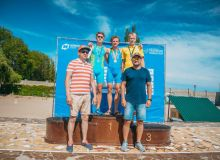 Uzbekistan's athletes earn 3 medals at the Asian Triathlon Cup and Central Asia Triaghtlon Championships