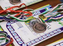 В Алматы прошел турнир по спортивной гимнастике с участием спортсменов Узбекистана
