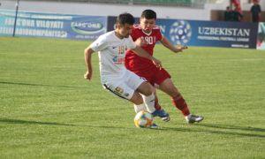 Match Highlights. FC Navbahor 2-3 FC Bunyodkor