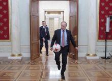 Путин Либертадорес кубоги финалини Россияда ўтказишни таклиф қилган