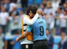 Уругвайнинг China Cup учун таркиби: Суарес бор, Кавани эса йўқ