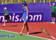 Теннисчимиз финалда имкониятни бой берди