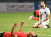 Азиатские игры: Молодёжная сборная Узбекистана завершила своё участие в четвертьфинале