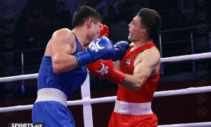 Uzbekistan's five boxers advance to the next stage at Strandja Memorial Tournament