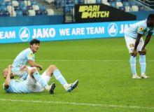 """""""Nizhny Novgorod"""". Yuldashev played 59 minutes"""