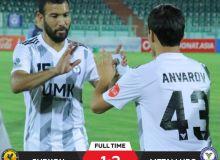 Match Highlights. FC Surkhon 1-2 FC Metallurg