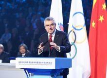 "Томас Бах: ""Пекиндаги олимпия объектлари мусобақалар ўтказишга тайёр"""
