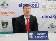 Андрей Фёдоров: Футболда ҳам хоккейдаги қоидани тадбиқ этиш керак