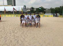«Thailand Beach Soccer Five's 2019». Сборная Узбекистана по пляжному футболу провела встречу против Ливана