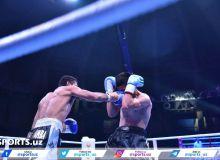 Бекзод Турсунбаев в первом же раунде отпраздновал победу