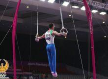 Sport gimnastikasi bo'yicha Osiyo chempionati start oldi