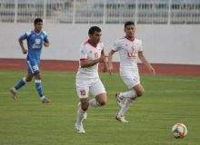 Match Highlights. FC Surkhon 1-0 FC Bukhara