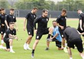 Uruguay training