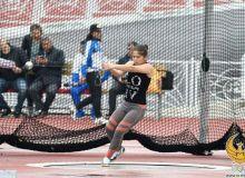 В Ташкенте проходит чемпионат Узбекистана по легкоатлетическим метаниям