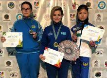 Команда Узбекистана завоевала первую медаль на международном турнире по стрельбе