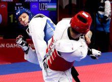 Дмитрий Шокин завоевал серебряную медаль Азиатских