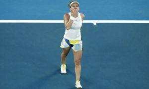 Симона Халеп стала финалисткой турнира в Дубае