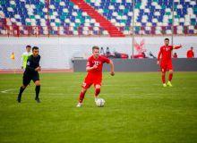 Ruslan Bolov's double sees FC Navbahor beat FC Sogdiana in Namangan