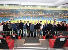 Шомурадов и его команда встретились с губернатором Ростовской области