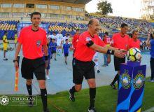 PEPSI Суперлига: Официальные лица на 25-й тур