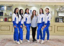 Сборная Узбекистана по художественной гимнастике завоевала лицензию в Токио-2020