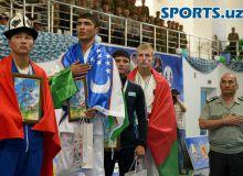 Узбекистан занял первое место на международном чемпионате по армейскому рукопашному бою