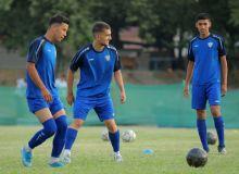 Сборная Узбекистана U16 продолжает УТС в Ташкенте