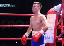 Olympic champion Hasanboy Dusmatov advances to Uzbekistan Boxing Championship final
