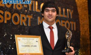Акбар Жураев планирует выступать в лицензионном году еще лучше