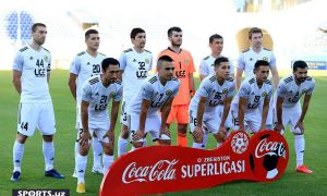 Суперлига: «Сурхан» в Андижане одержал победу
