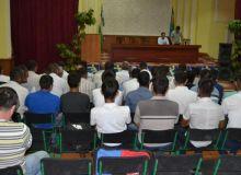 В Нукусе стартовал семинар по определению уровня квалификации тренеров