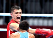 Бокс: Миразизбек Мирзаҳалилов ҳам ярим финалда