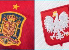 Испания - Польша учрашувининг таркиблари билан танишинг
