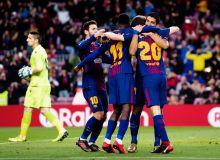 """Ла Лига. """"Барселона"""" бу сафар"""