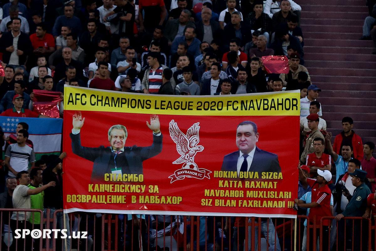 """""""Навбаҳор"""" - """"Пахтакор"""" 0:1. ФОТО"""