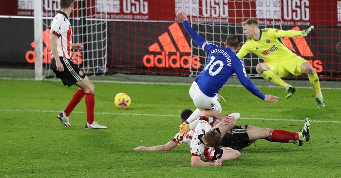 Sigurdsson-scores-Sheffield-United-v-Everton
