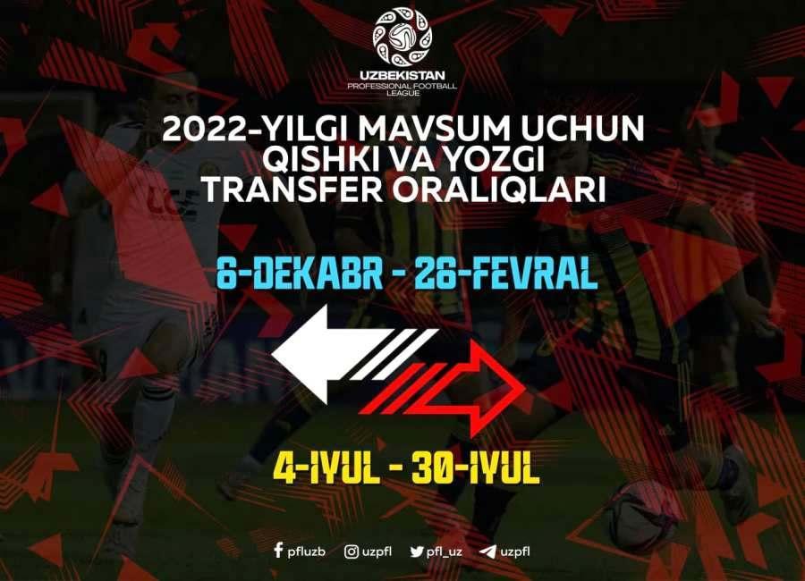 ТРАНСФЕР-2022