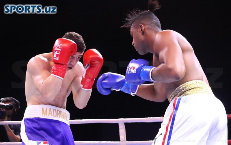Isroil Madrimov vs Arlen Lopez 2