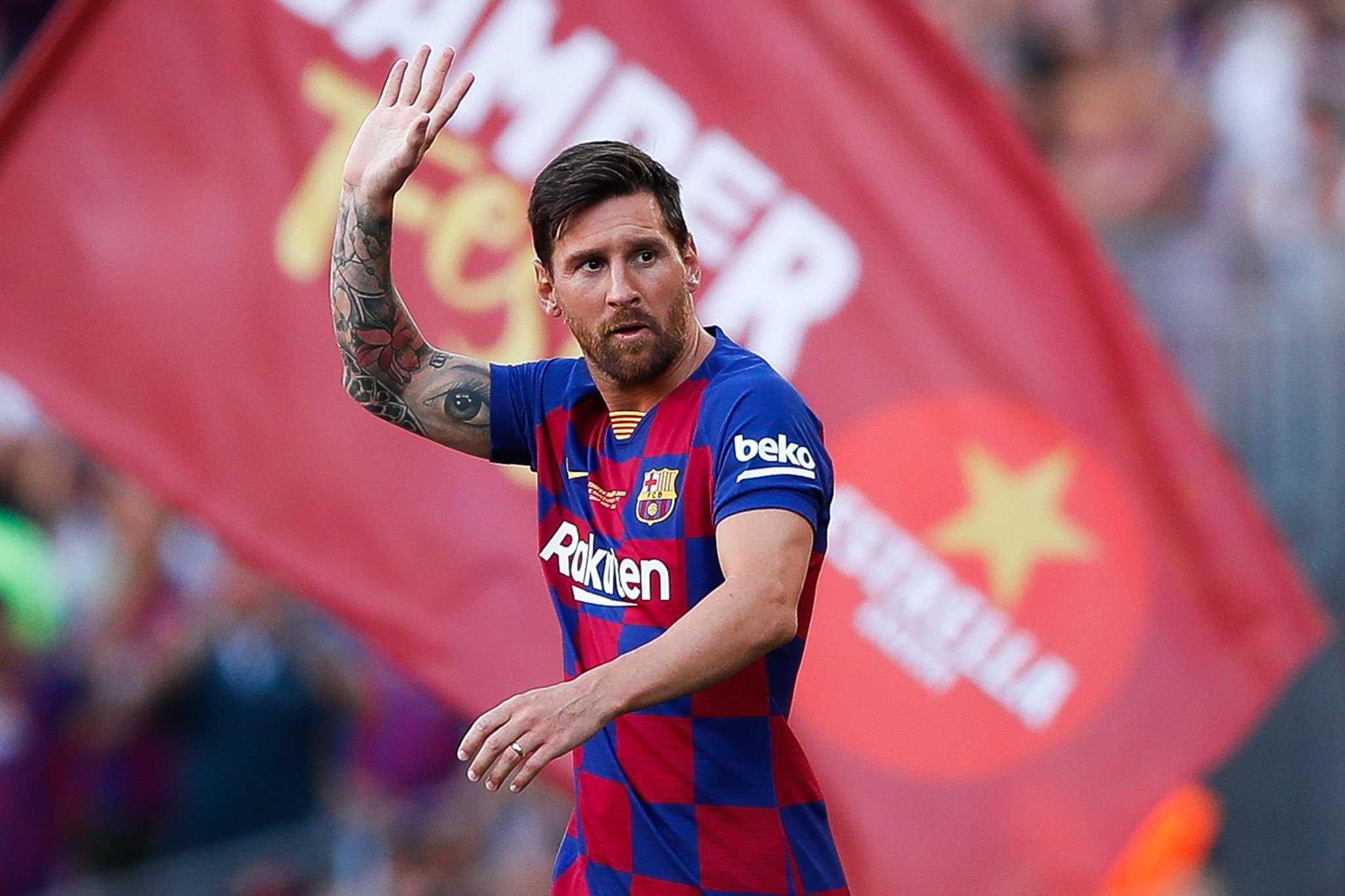 "Messi ""Barselona""dan ketmoqchi(mi?)"